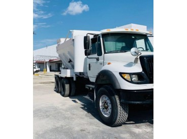 2007 INTERNATIONAL  CONCRETE MIXER TRUCK