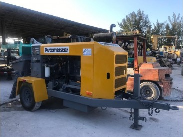 2015 PUTZMEISTER CALL US CONCRETE PUMP TRAILER