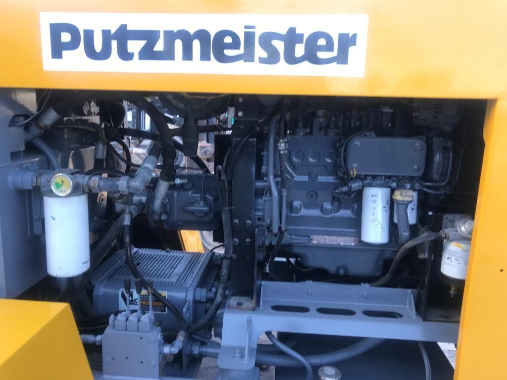 2015 PUTZMEISTER CALL US CONCRETE PUMP TRAILER