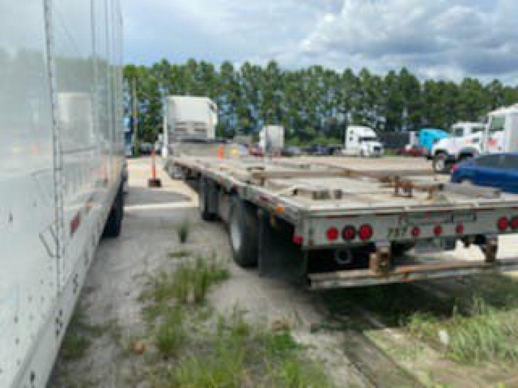 2005 TRANSCRAFT STEP DECK TRAILER
